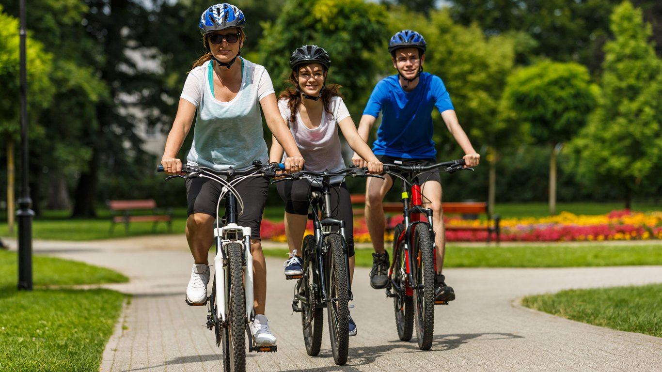 Youth Bike Skills Courses